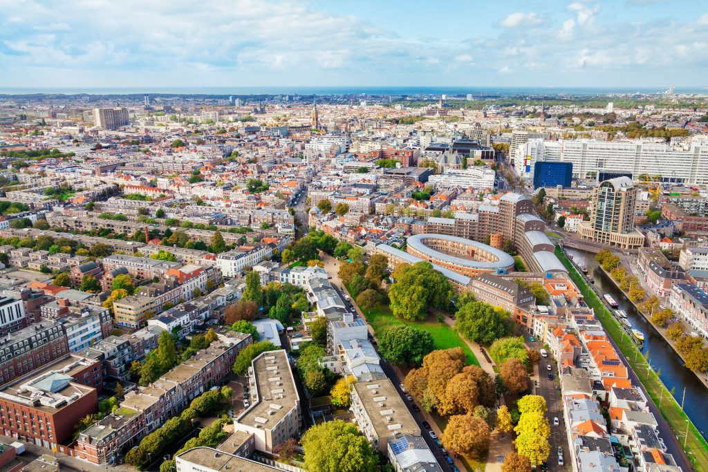 Nederland den Haag professionele fotografie